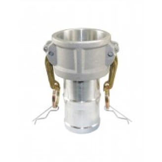 Type C (Coupler) - Cam and Groove Female coupler x Hose Shank