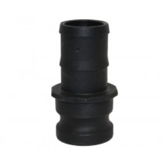 Type E (Adapter) - Cam and Groove Male Adapter x Hose Shank